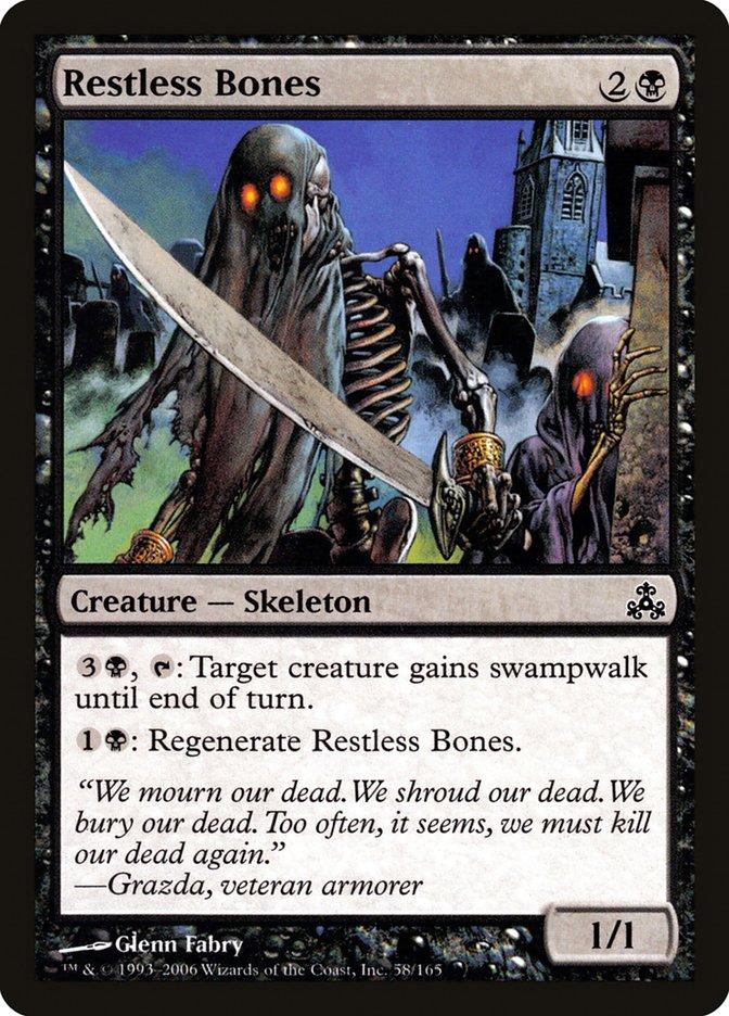 Restless Bones