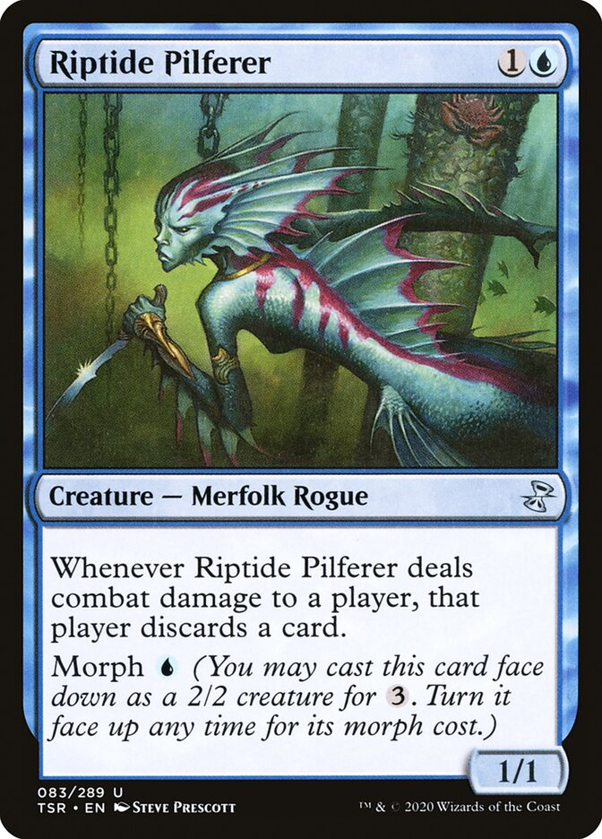 Riptide Pilferer