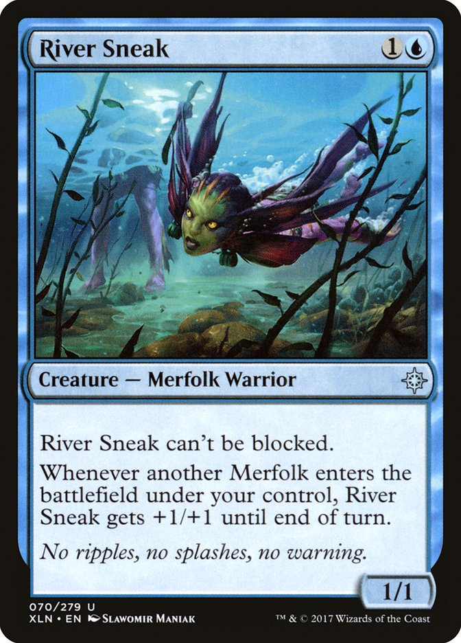 River Sneak