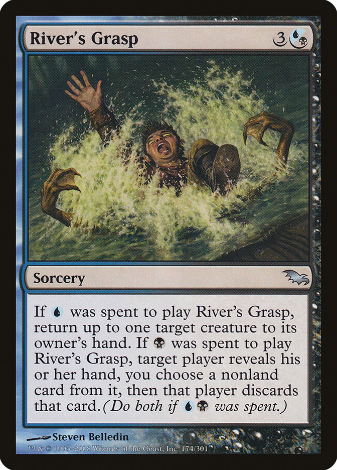 River's Grasp