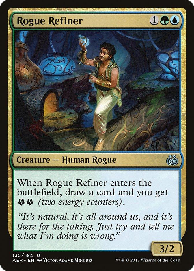 Rogue Refiner