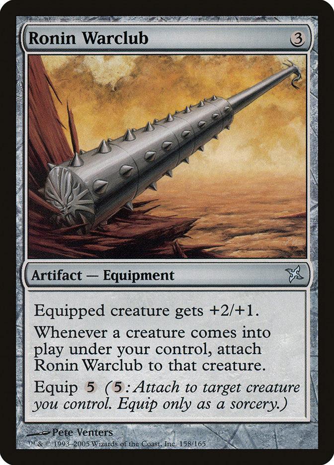 Ronin Warclub