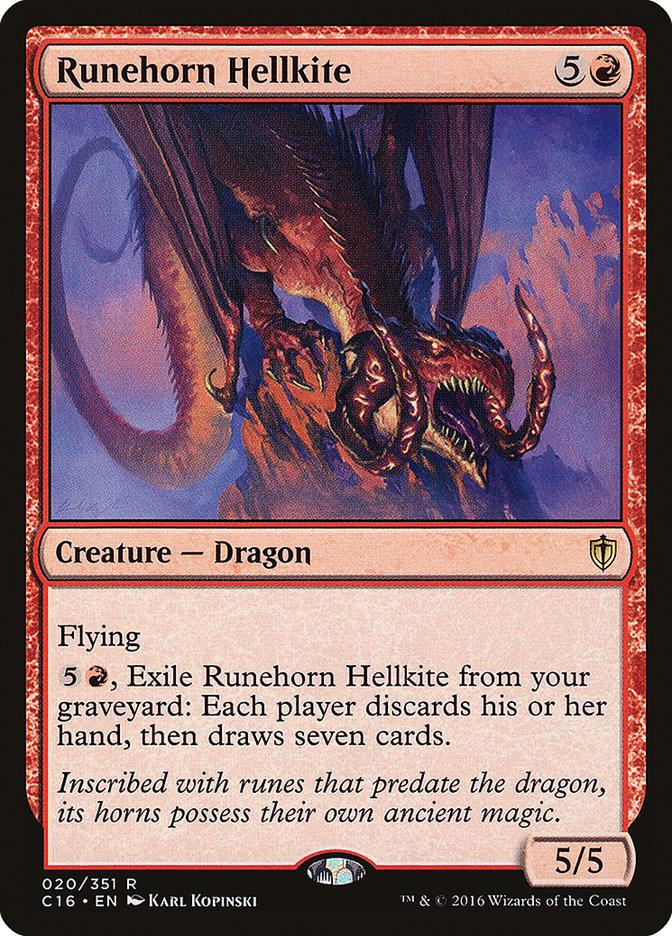 Runehorn Hellkite