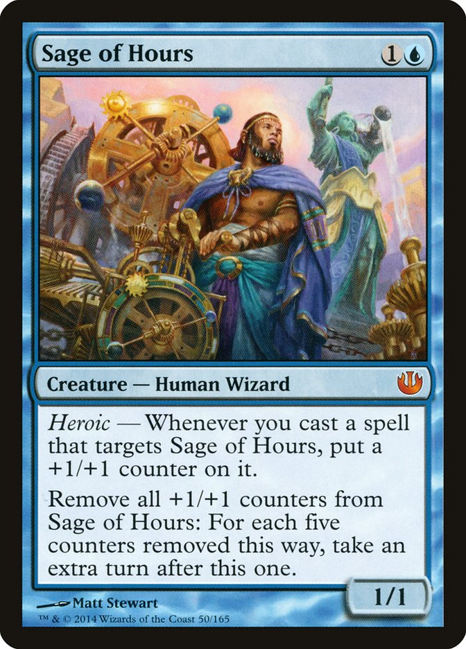 Sage of Hours