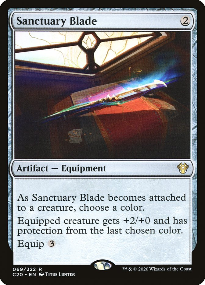 Sanctuary Blade