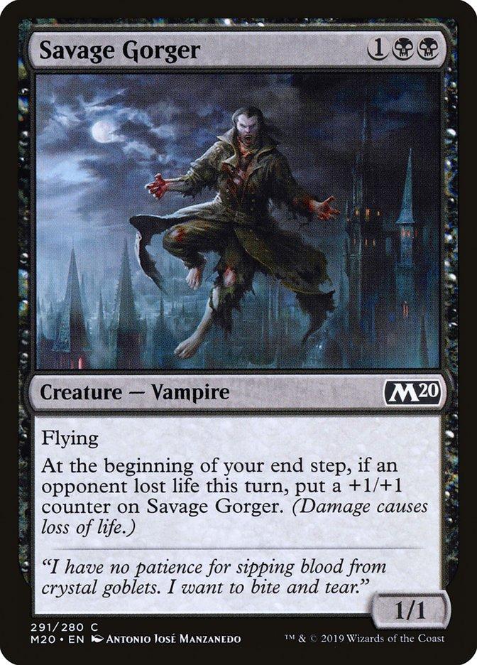 Savage Gorger