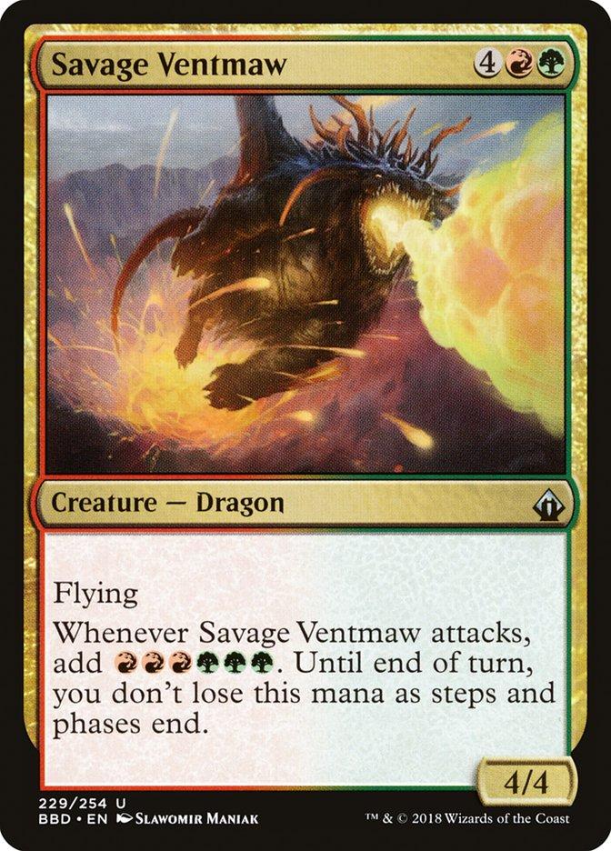 Savage Ventmaw