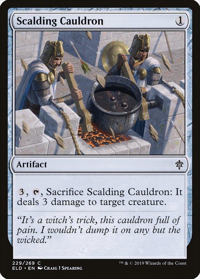 Scalding Cauldron