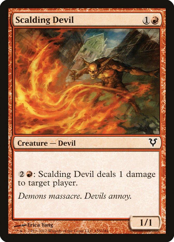 Scalding Devil