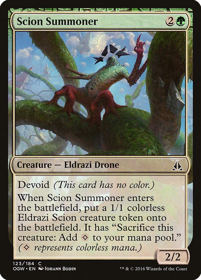 Scion Summoner