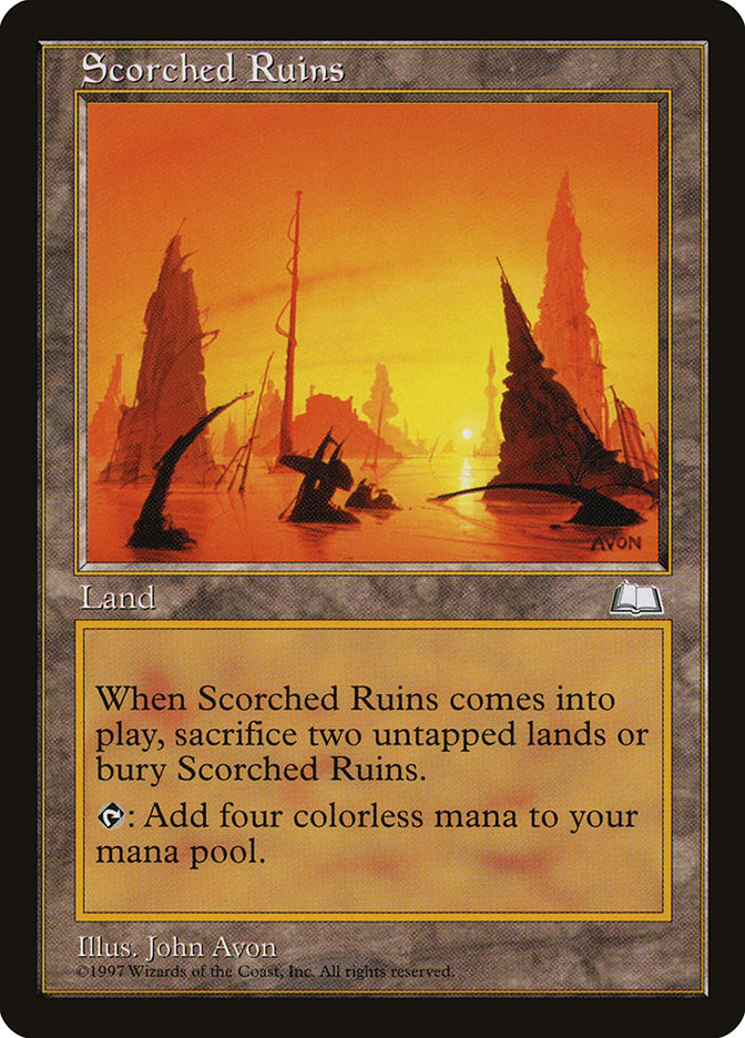 Scorched Ruins