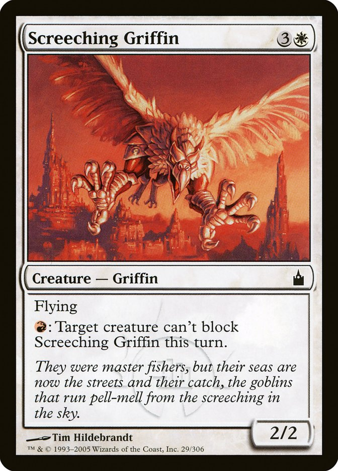 Screeching Griffin