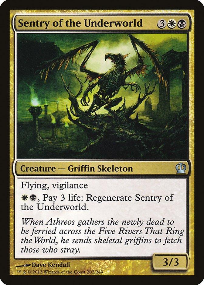 Sentry of the Underworld