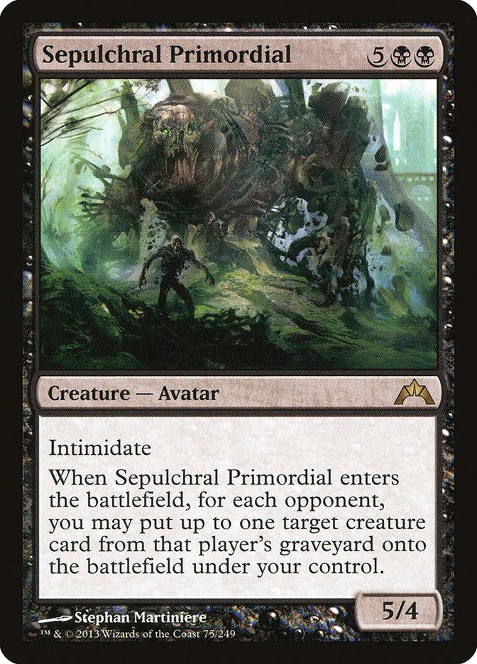 Sepulchral Primordial