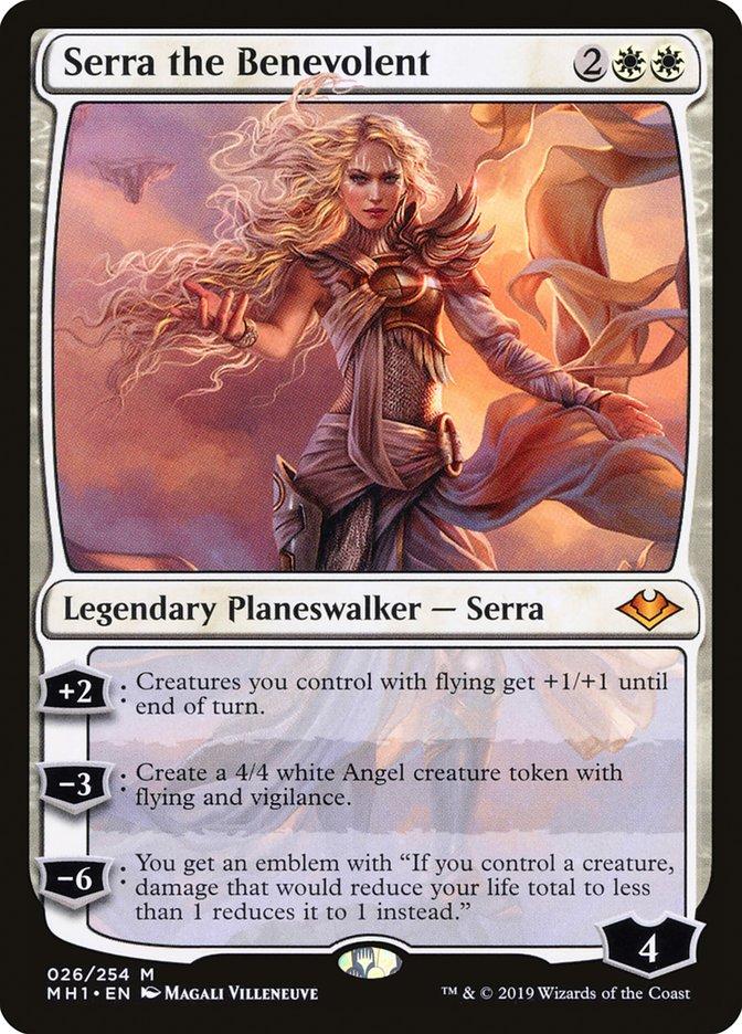 Serra the Benevolent