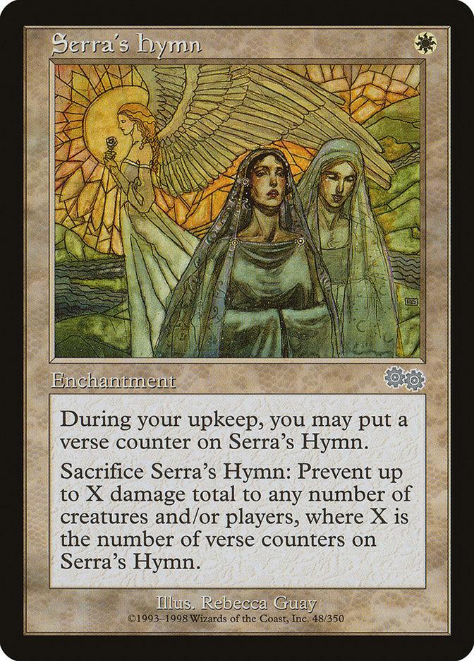 Serra's Hymn