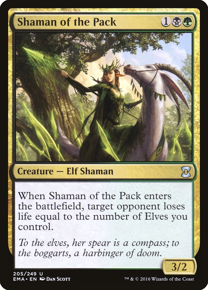 Shaman of the Pack