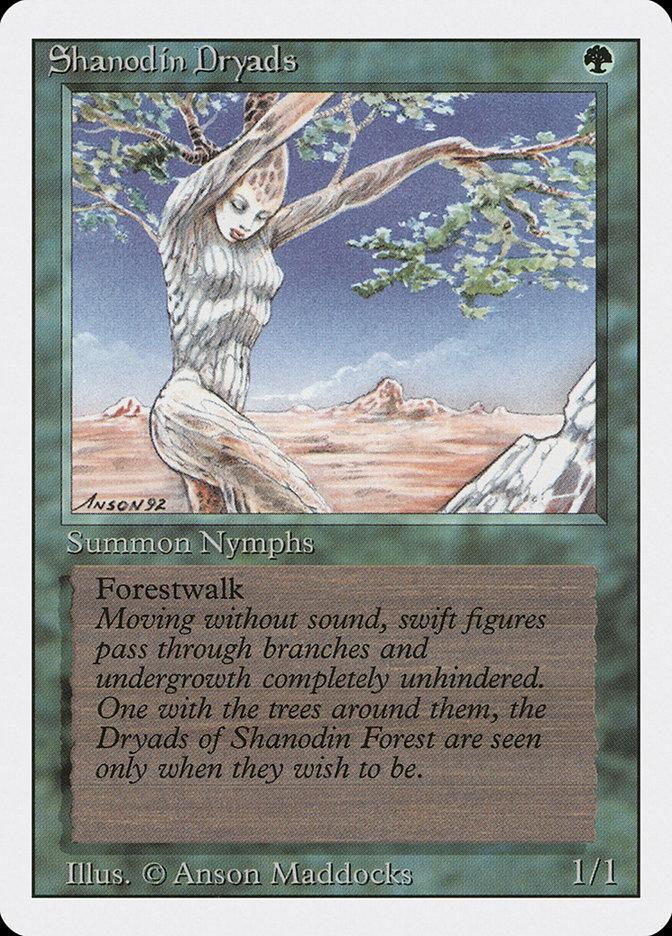 Shanodin Dryads