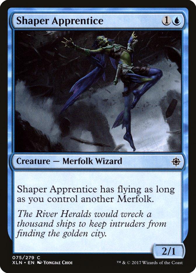 Shaper Apprentice