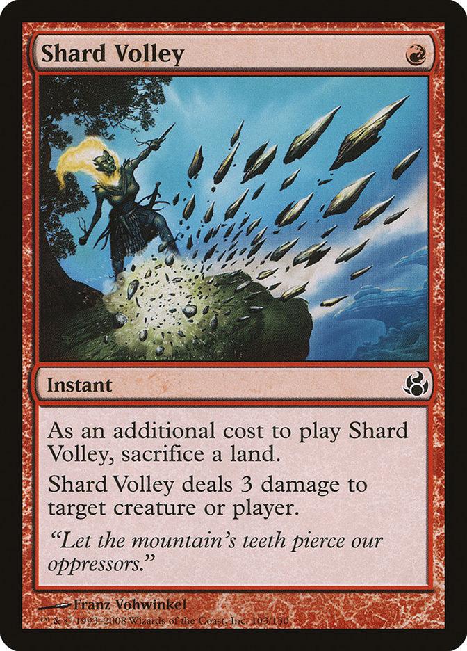 Shard Volley