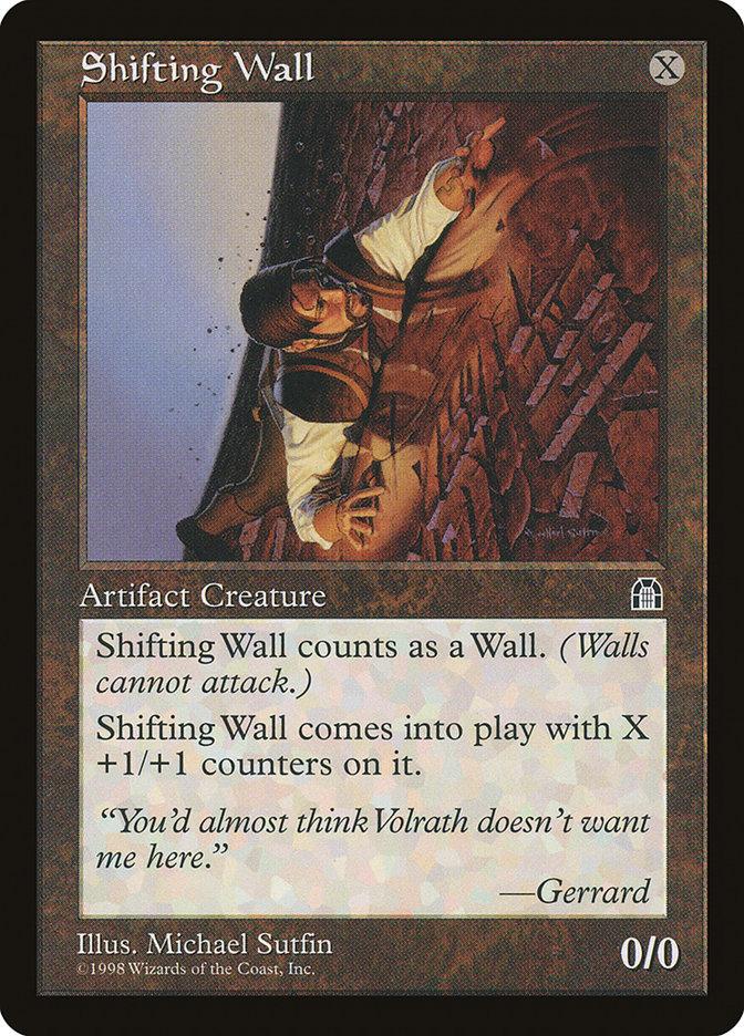 Shifting Wall