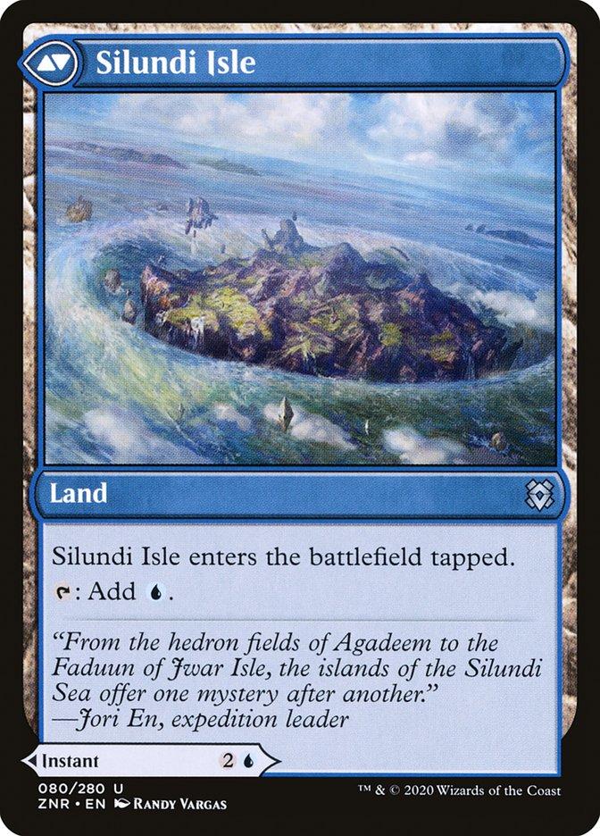 Silundi Vision // Silundi Isle