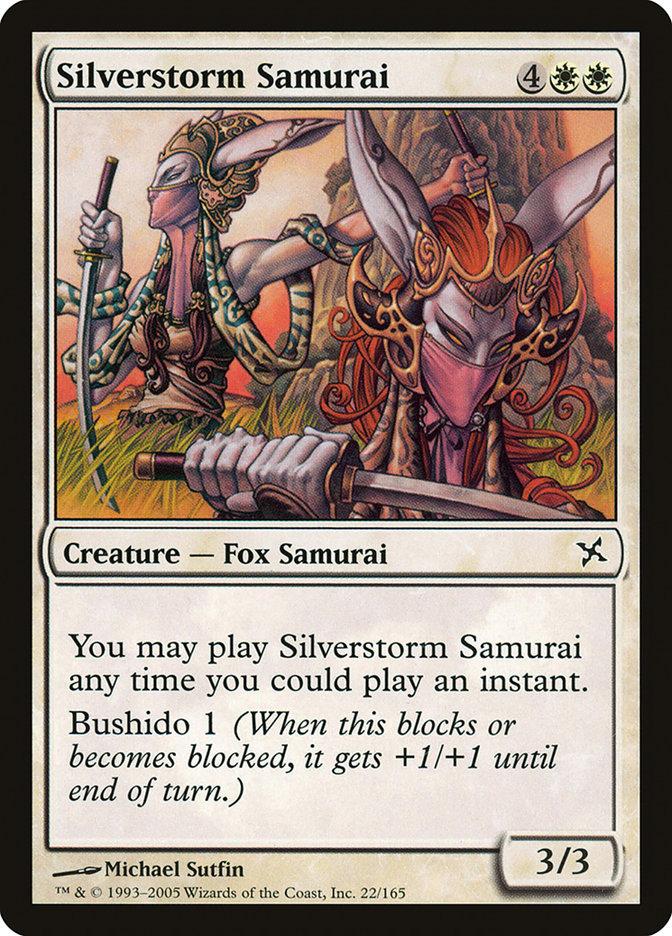 Silverstorm Samurai
