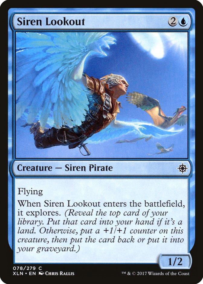 Siren Lookout