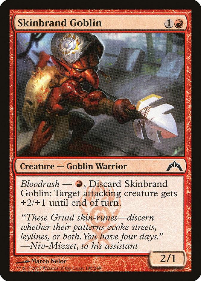 Skinbrand Goblin