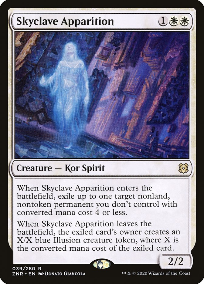Skyclave Apparition