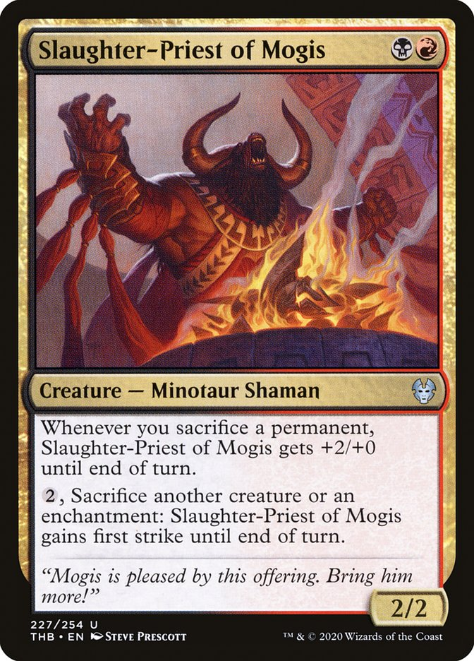 Slaughter-Priest of Mogis