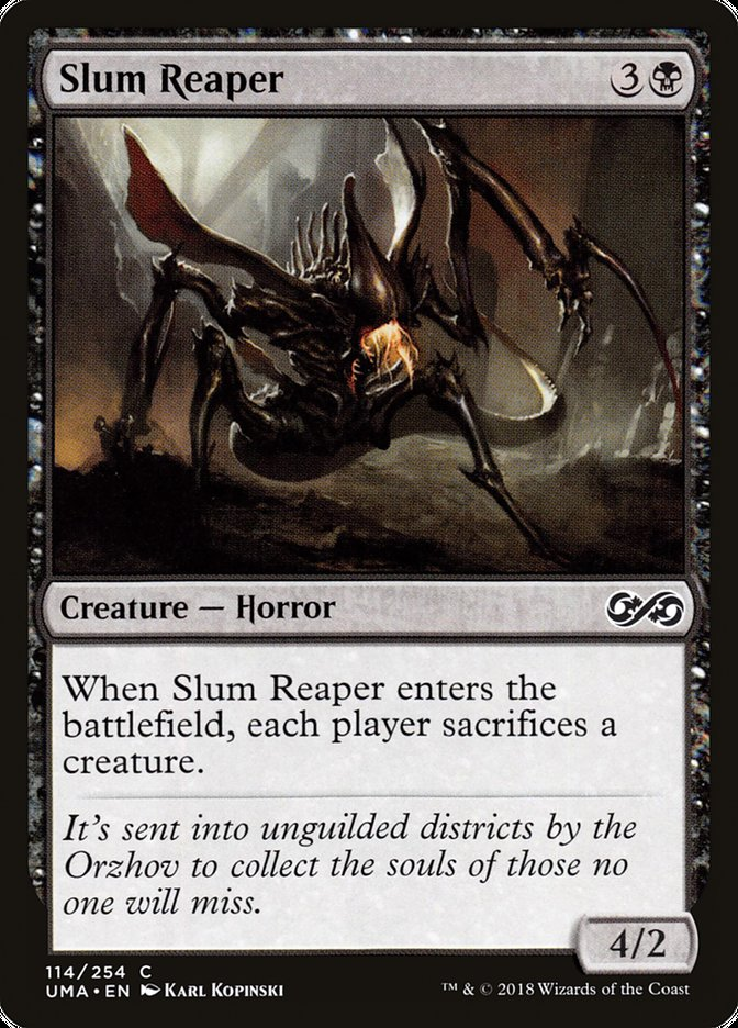 Slum Reaper
