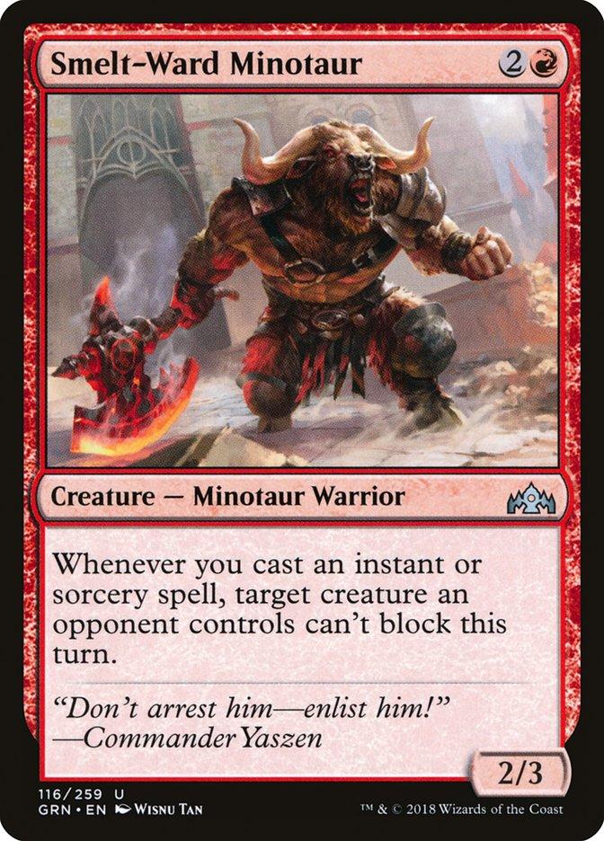 Smelt-Ward Minotaur