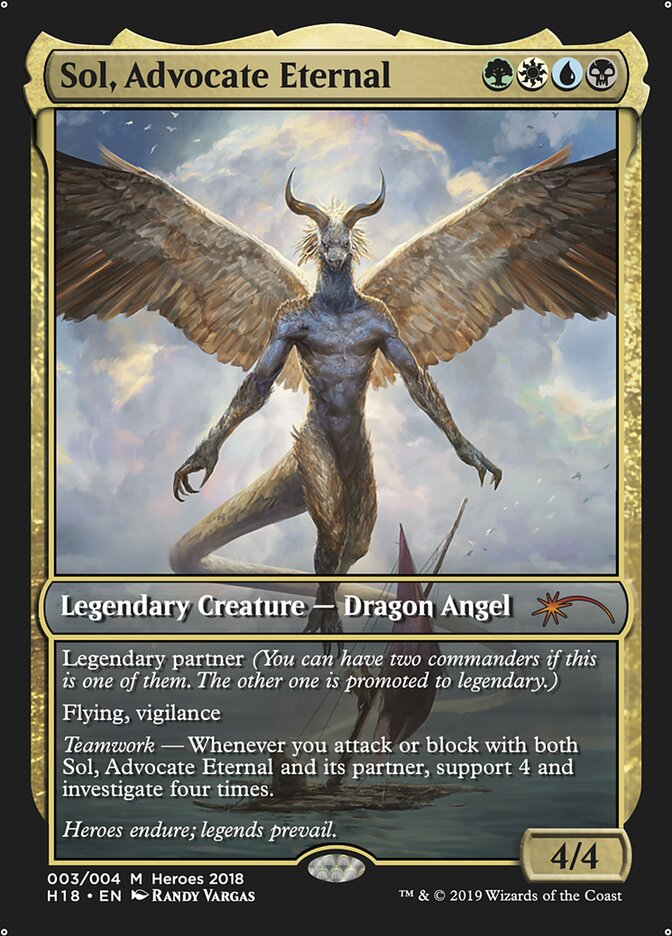Sol Advocate Tamanoa Deck Edh Commander Deckstats Net Magic The Gathering Decks When you cast this spell, copy it for each time you've cast your commander from the command zone this game. deckstats net
