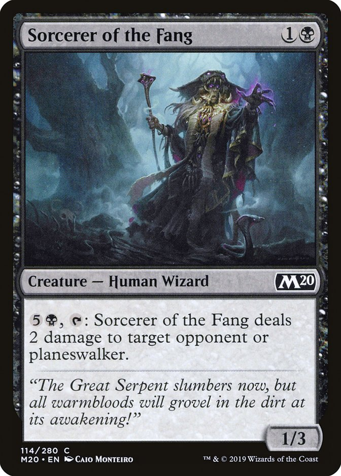 Sorcerer of the Fang