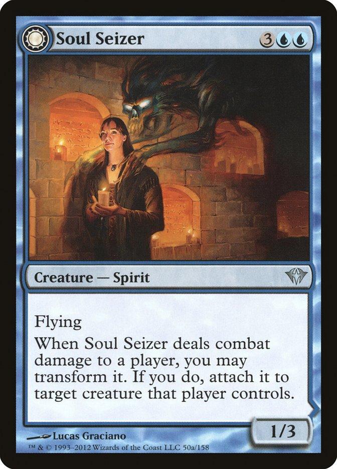 Soul Seizer // Ghastly Haunting