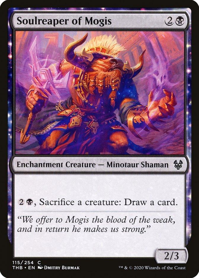 Soulreaper of Mogis