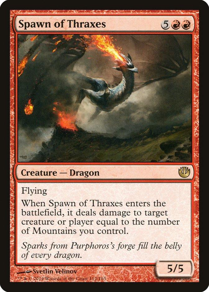 Spawn of Thraxes