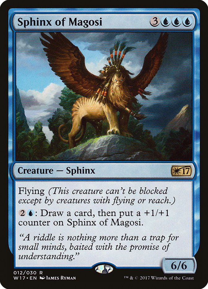 Sphinx of Magosi
