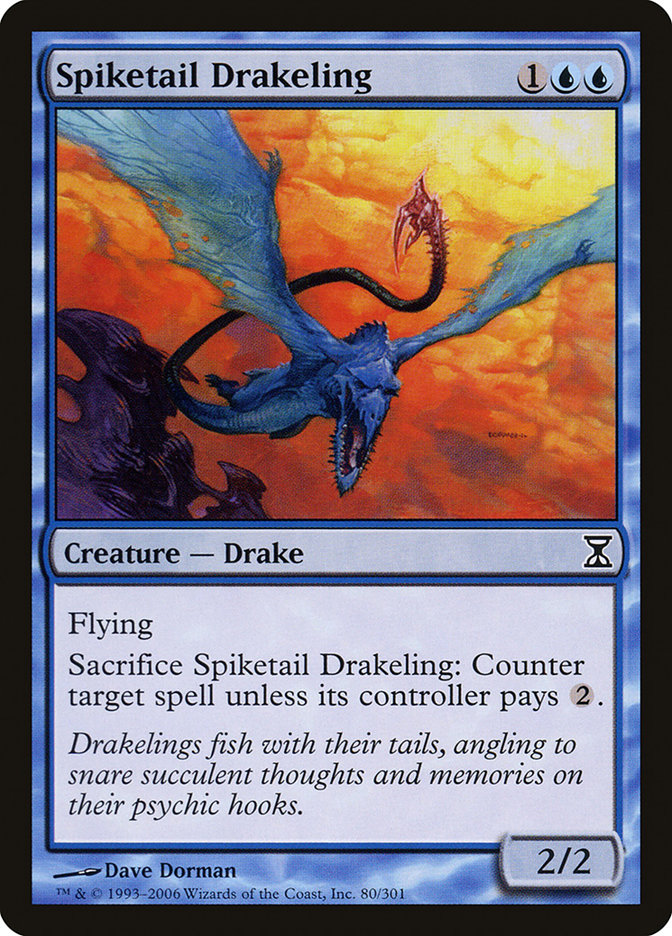 Spiketail Drakeling