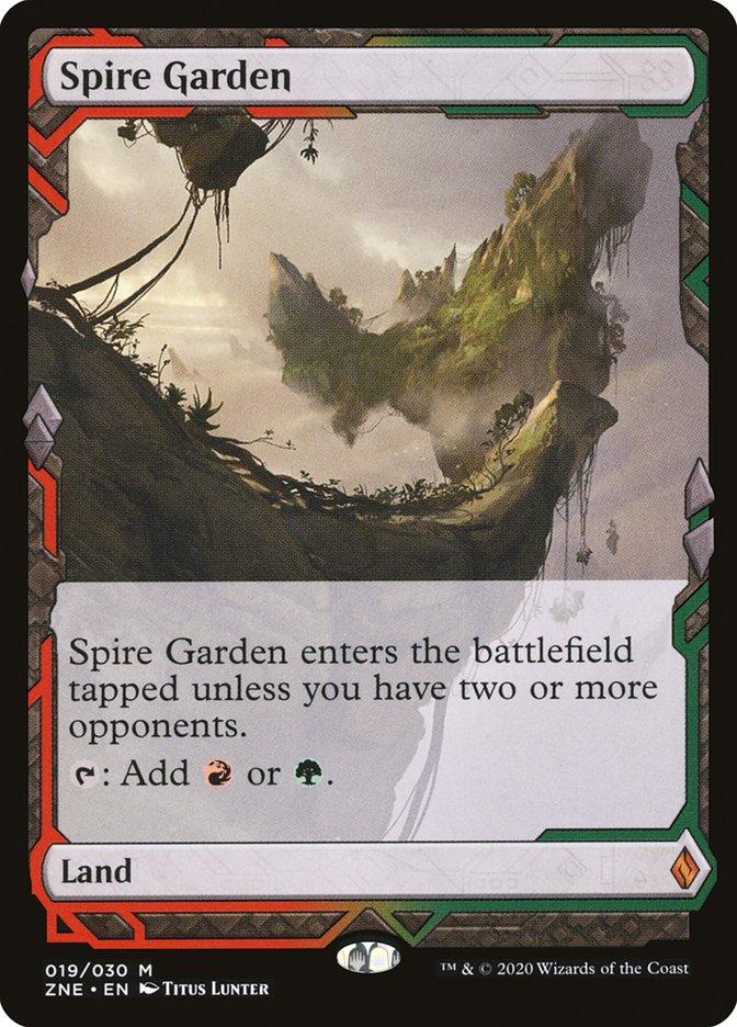 Spire Garden