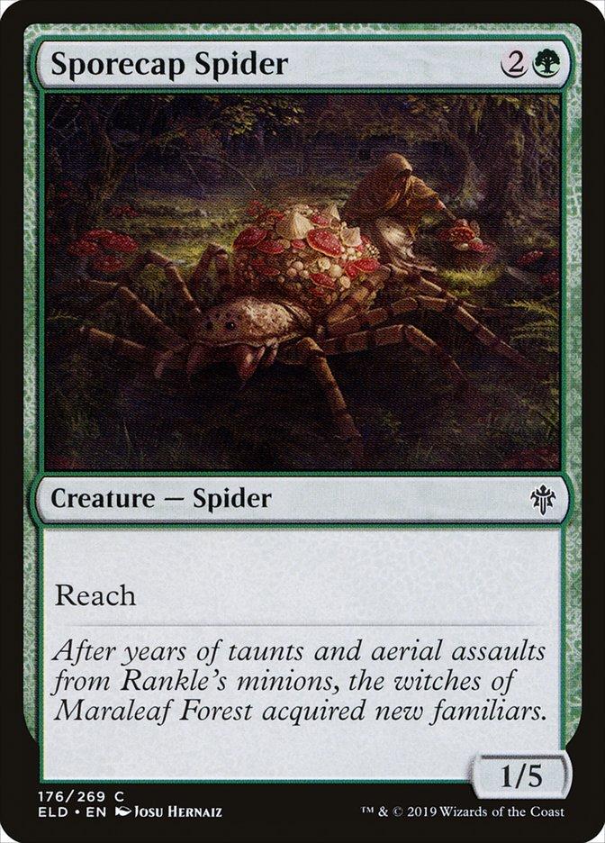 Sporecap Spider