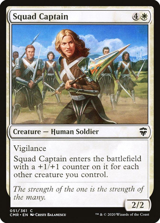 Squad Captain