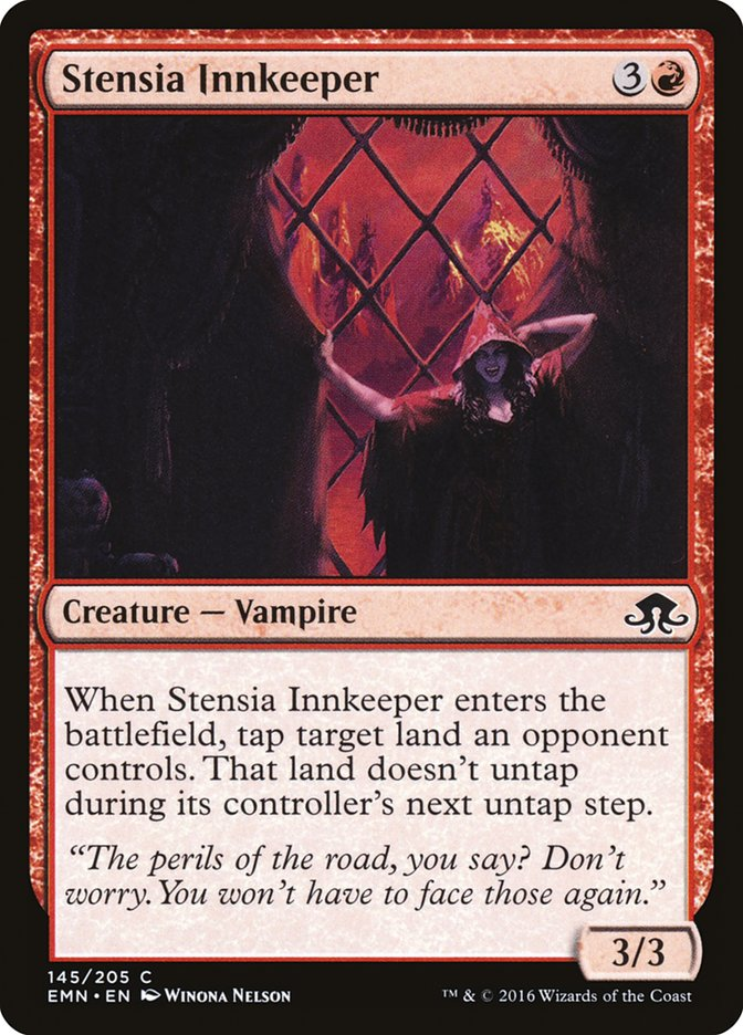 Stensia Innkeeper