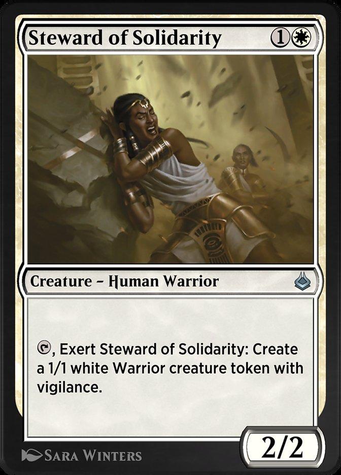 Steward of Solidarity