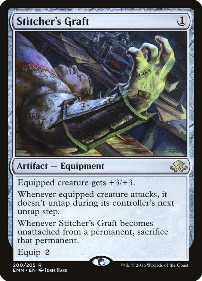 Stitcher's Graft