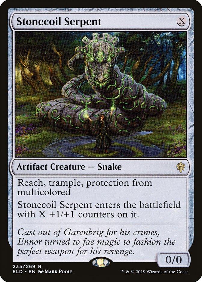 Stonecoil Serpent