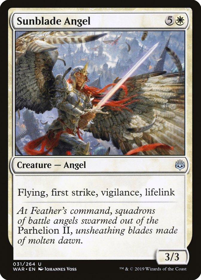 Sunblade Angel