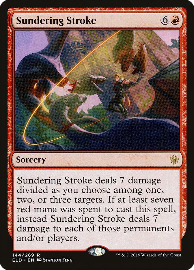 Sundering Stroke