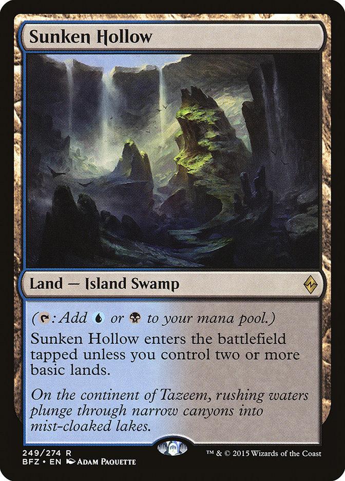 Sunken Hollow